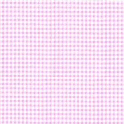 Lilac Gingham Flannel Prints