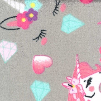 Minky Plush Unicorns