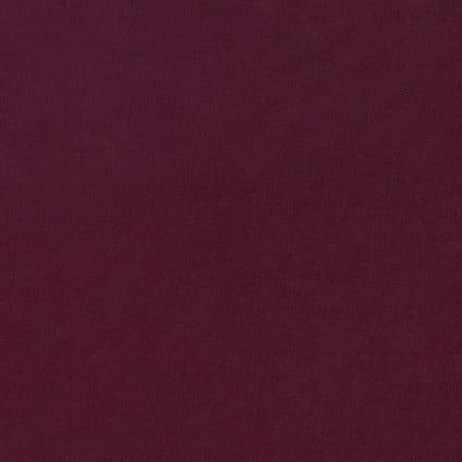 Silky Cotton Solids Wine