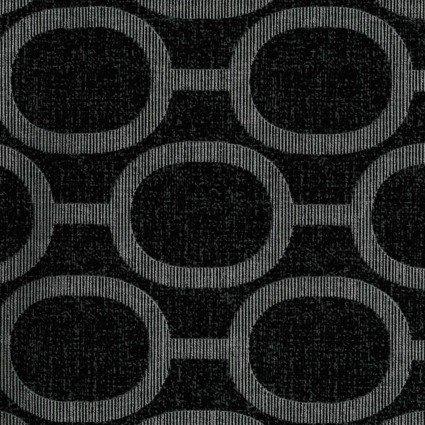 Handworks* Le Ciel Geometric Print 80 Cotton/20 Linen Blend EESSL10212S-F