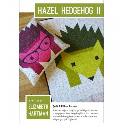 Hazel Hedgehog II