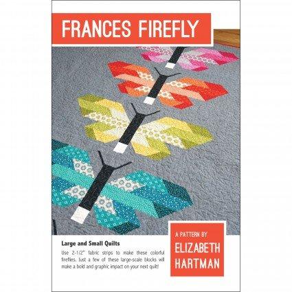 FRANCES FIREFLY - PATTERN - ELIZABETH HARTMAN