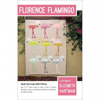 Pattern - Florence Flamingo