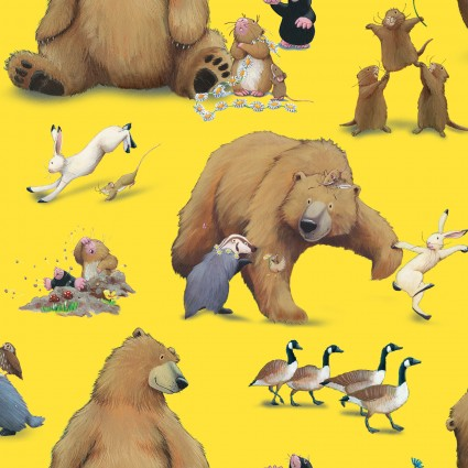 Adventures of Bear and Friends