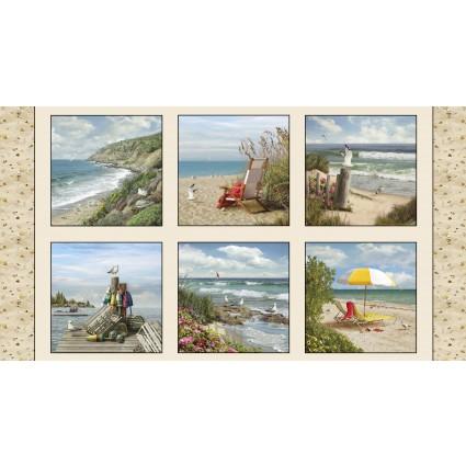 Coastal Dreams Panel