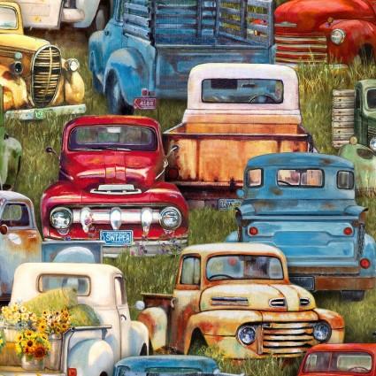 Vintage Trucks - Coming Soon