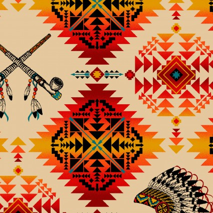 Elizabeth's Studio Native Spirit-531 Terracotta