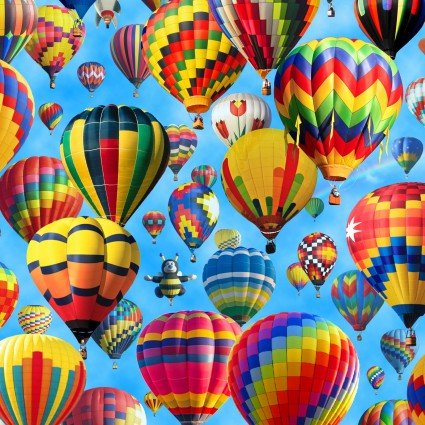 Up In The Air Balloons