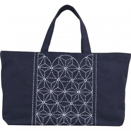 Olympus Sashiko Kit Asanoha or Hemp Leaf Tote SK-309