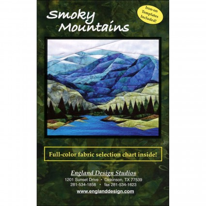 Smoky Mountains Picture Piecing