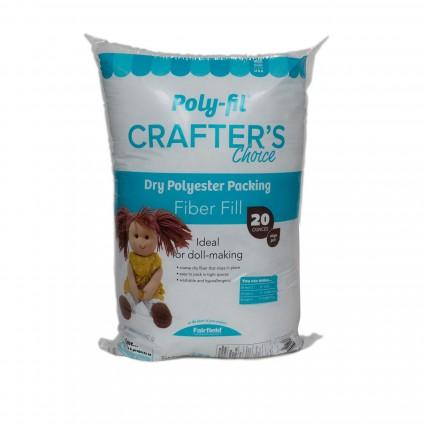 Poly-Fil® Crafter's Choice® Dry Fiber Fill bo 4/1/21