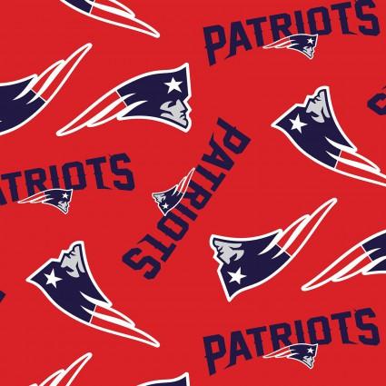 NFL - New England Patriots Fleece 6729D