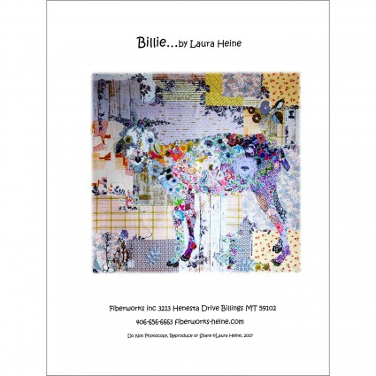 Billie Collage - Fiberworks