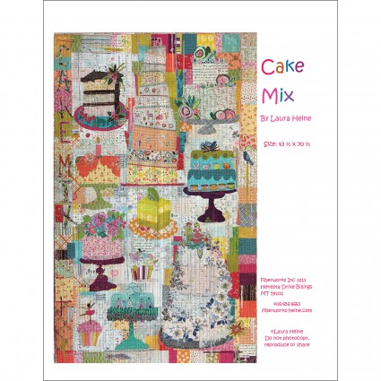 Cake Mix Collage