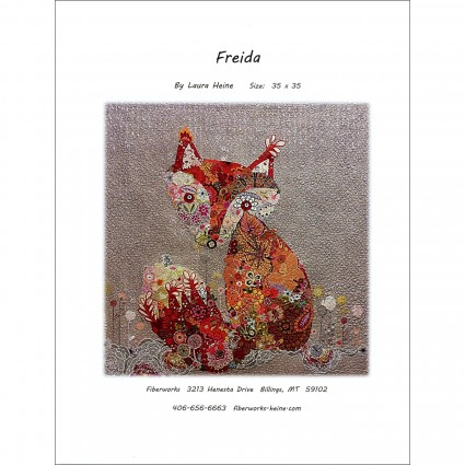 Freida by Laura Heine