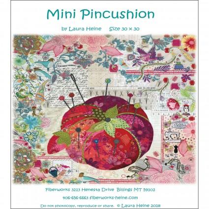 Mini Pincushion Collage Pattern