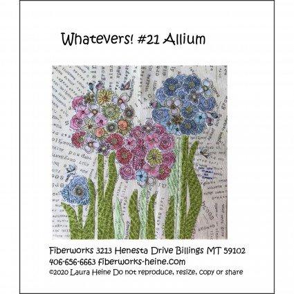 Whatevers! Allium
