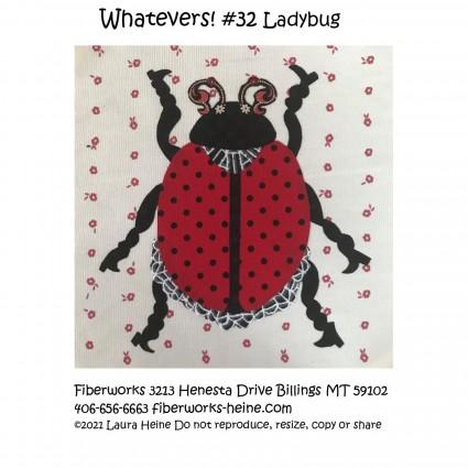 Whatevers! #32 Ladybug