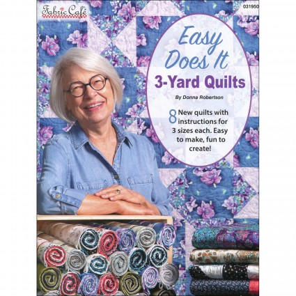 Easy Does It: 3 Yard Quilts Softcover