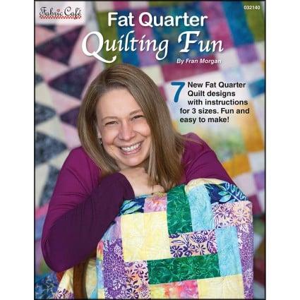Fat Quarter Quilting Fun FCA032140