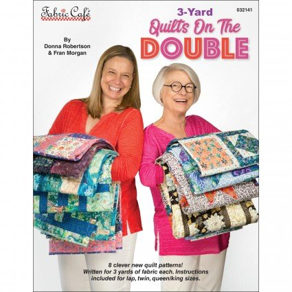 3-Yard Quilts on the Double FCA032141