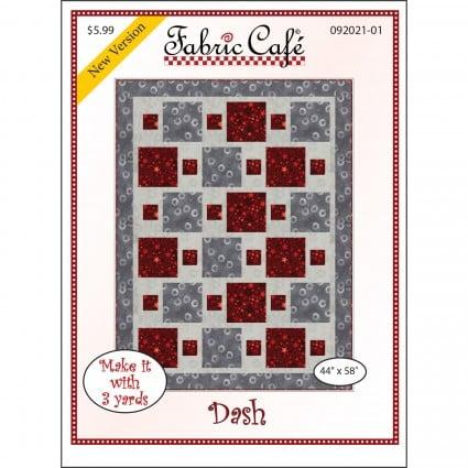 3-Yard Quilt Pattern - Dash