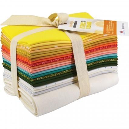 Citrus & Sunshine Fabric Bundle