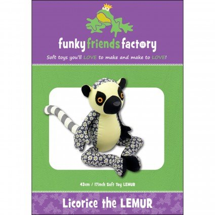 Licorice the Lemur