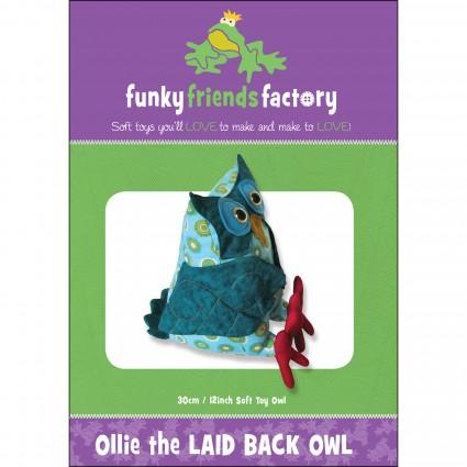 Ollie the Laid Back Owl