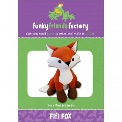 Fifi fox - pattern