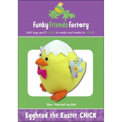 Egghead Easter Chick