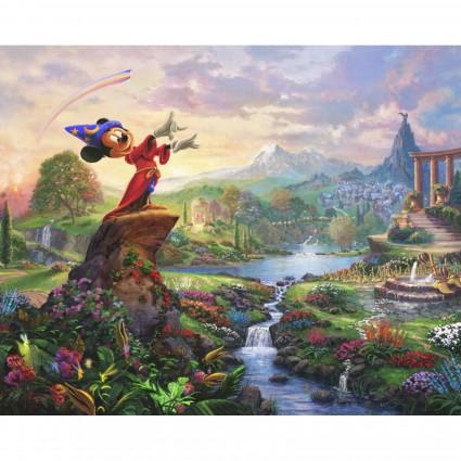 DT-Disney Dreams ~ Fantasia DS-2020-9C-1 (35.5 x 44)