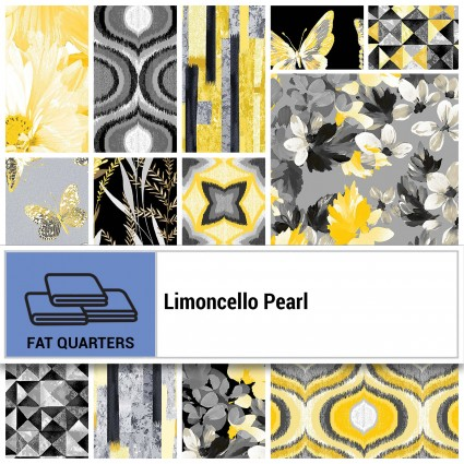 Limoncello Pearl 5 charms
