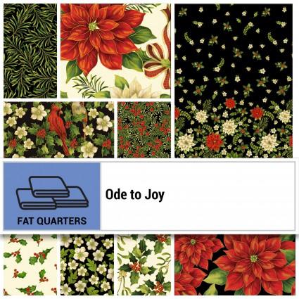 Ode To Joy Fat Quarter Bundle 20FQ's