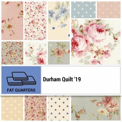 Durham Quilt Collection Fat Qtr Bndl 21pcs