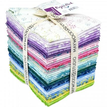 Bejeweled Batiks Fat Quarter Bundle - 34