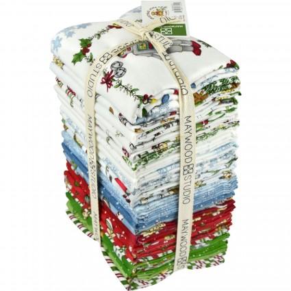 Christmas Joys Flannel Bundle