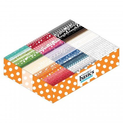KimberBell Basics Fat Quarter Box 92 pieces
