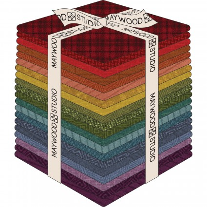 Woolies Flannel Colors - 20 Fat Quarters