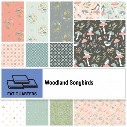 EES Woodland Songbirds FQ Bundle (21pc)