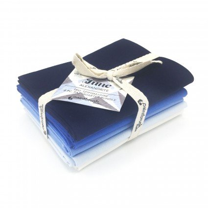 Fabric FQ Bundle Birthstones: June (Alexandrite)