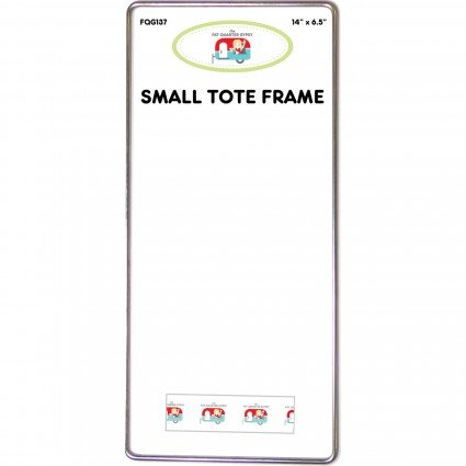 Tote Frame compatible with Wire-Frame Totes pattern