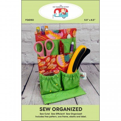 Sew Organized Pattern and Frame