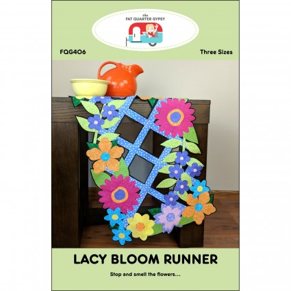 Lacy Bloom Runner