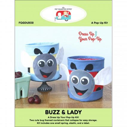 Buzz & Lady Pop-Up