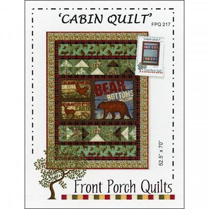 Pattern - Cabin Quilt