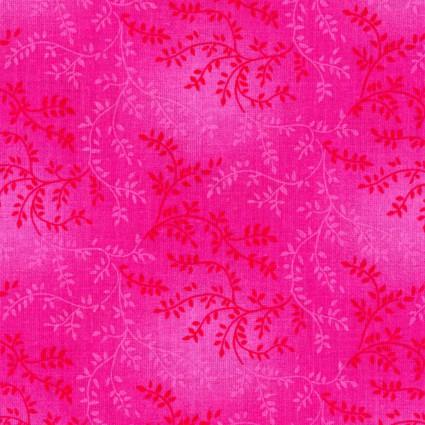 108 Quilt Back- Chantille Pink