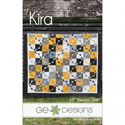 Kira by GE Designs (uses 10 Squares+
