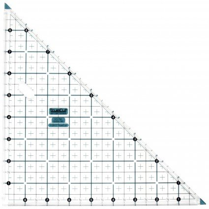 90 DEGREE RIGHT TRIANGLE RULER