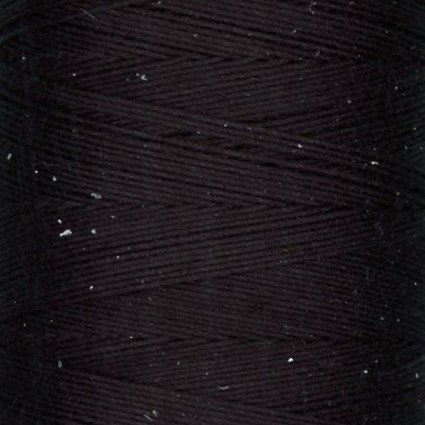 Natural Cotton Thread Black 60 wt